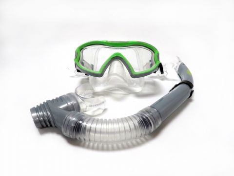 TWF KIDS MASK & SNORKEL SET